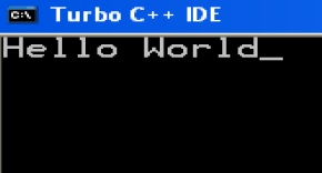 c-program-hello-world-output