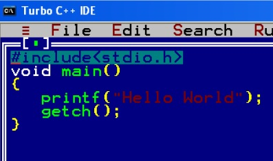 c-program-hello-world