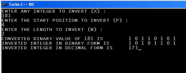 C_program_Invert_Function_Output