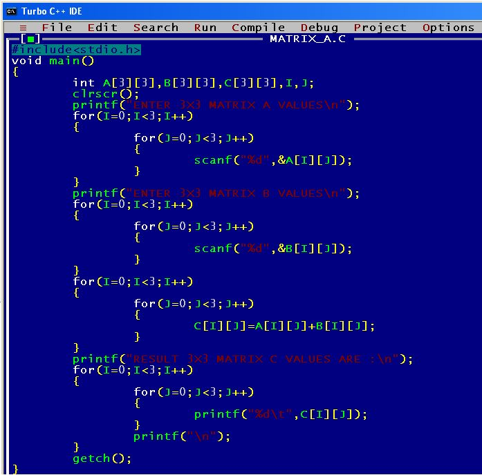 C_program_Matrix_Addition