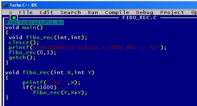 C_program_Fibonacci_Recursion