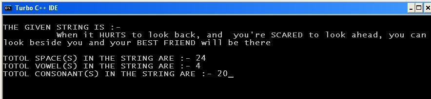 C_program_Space_Vowel_Consonant_Output