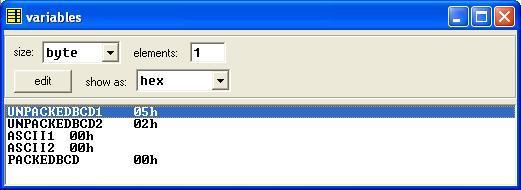 Asm_program_Unpacked_Packed_BCD_V1