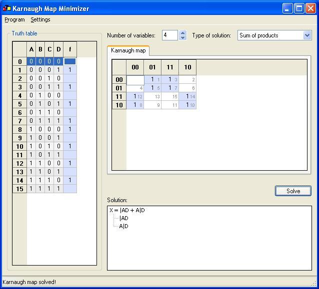boolean minimizer Download karnaugh minimizer for windows now from softonic: 100% safe and virus free more than 1 downloads this month download karnaugh minimizer latest version 2018.