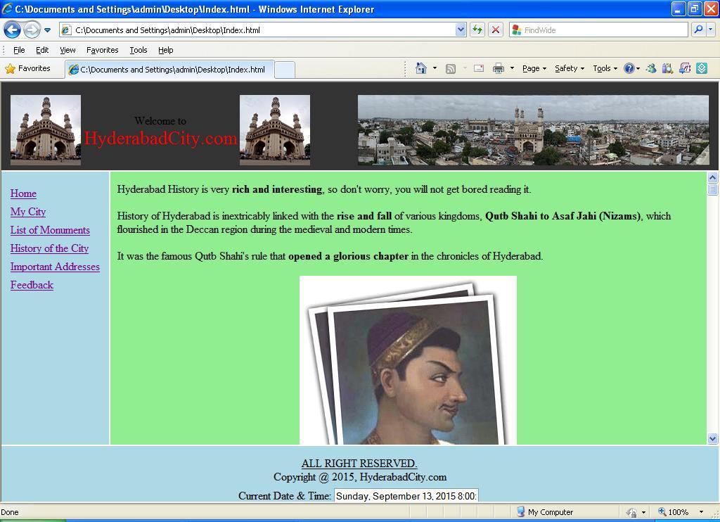 Html_Website_City2