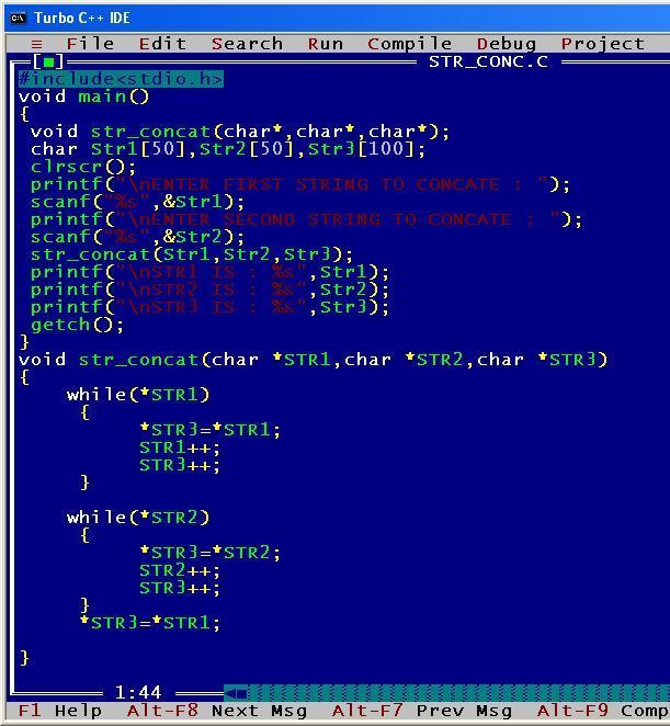 C_program_String_Concate
