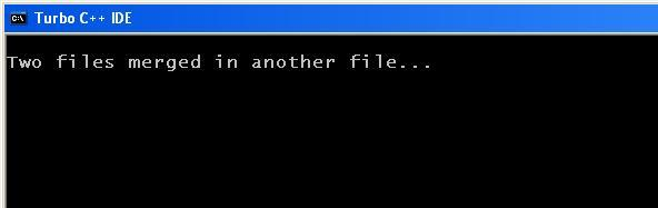 c programming how to detect the end of a file