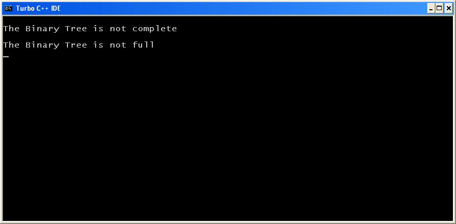 C_program_Check_Full_Complete_BST_Out