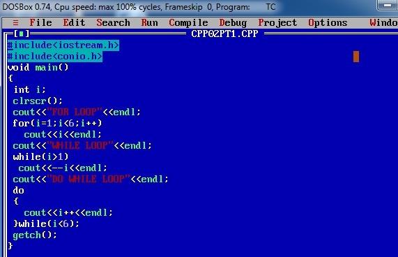 CPP_program_Loops
